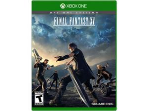 Final Fantasy XV - Day One Edition - Xbox One