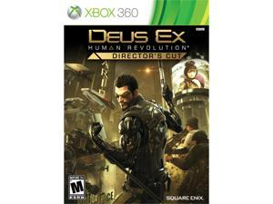 Deus Ex Human Revolution: Director's Cut Xbox 360 Game