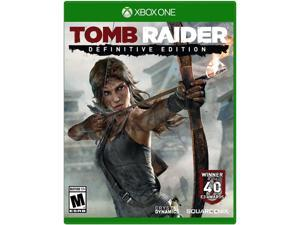 Tomb Raider: Definitive Edition for Xbox One