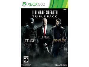 Ultimate Stealth Triple Pack Xbox 360