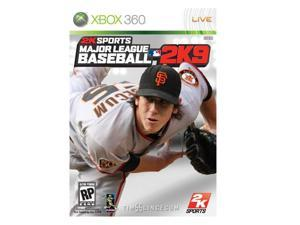 Major League Baseball 2k9 Xbox 360 Game 3DO