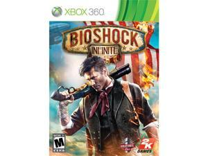 Bioshock Infinite Xbox 360 Game 2K Games