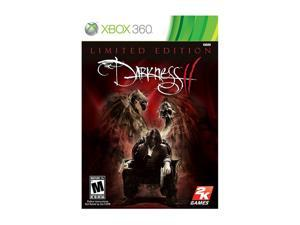 The Darkness II Limited Edition Xbox 360 Game 2K Games