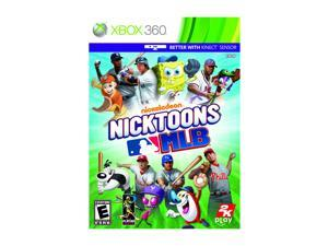 Nicktoons MLB Xbox 360 Game Take2 Interactive