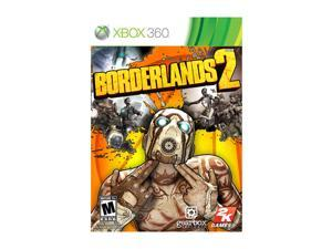 Borderlands 2 Xbox 360 Game                                                                                       2K Games