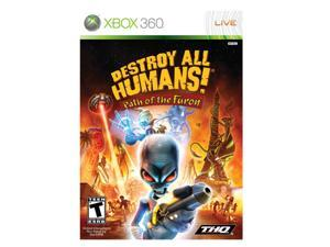 Destroy All Humans! Path of the Furon Xbox 360 Game