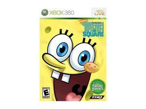 Spongebob: Truth or Square Xbox 360 Game THQ