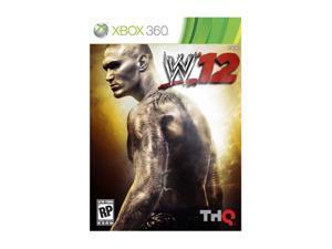 WWE '12 Xbox 360 Game