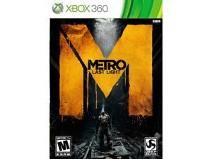 Metro: Last Light Xbox 360 Game Deep Silver