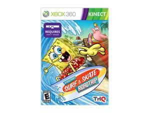 Spongebob Squarepants: Road Trip (Kinect) Xbox 360 Game