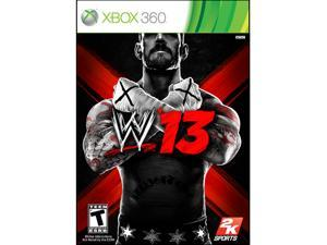 WWE '13 Xbox 360 Game 2K Games