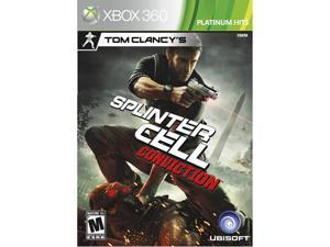 Tom Clancy's Splinter Cell Conviction Xbox 360 Game