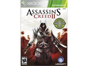 Assassin's Creed 2 Xbox 360 Game