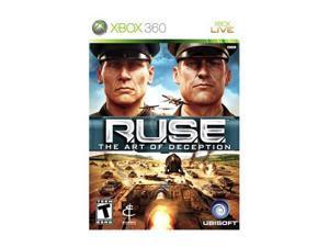 R.U.S.E. Xbox 360 Game