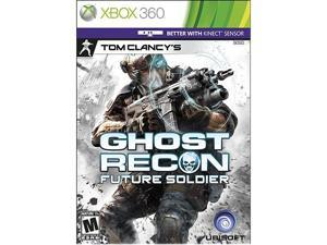 Ghost Recon: Future Soldier Xbox 360 Game Ubisoft