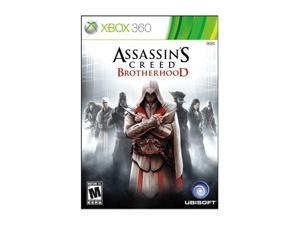 Assassin's Creed: Brotherhood Xbox 360 Game