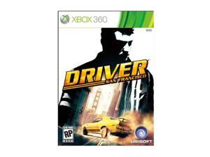 Driver: San Francisco Xbox 360 Game