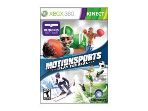 MotionSports Xbox 360 Game Ubisoft