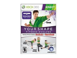 Your Shape: Fitness Evolved Xbox 360 Game Ubisoft