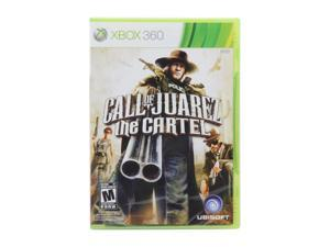 Call of Juarez: The Cartel Xbox 360 Game Ubisoft