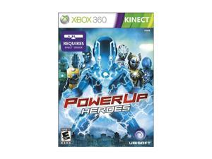 PowerUP Heroes Xbox 360 Game