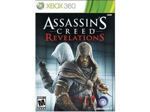 Assassin's Creed: Revelations Xbox 360 Game Ubisoft