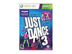 Just Dance 3 Xbox 360 Game Ubisoft
