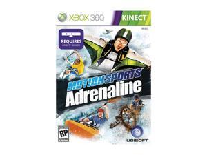 MotionSports: Adrenaline Xbox 360 Game Ubisoft
