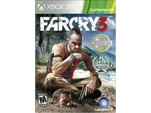 Far Cry 3 Xbox 360 Game Ubisoft