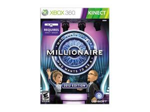 Who Wants to Be A Millionaire Xbox 360 Game Ubisoft