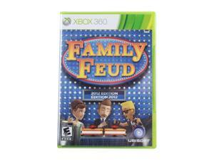 Family Feud 2012 Xbox 360 Game Ubisoft
