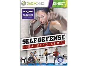 Self Defense Xbox 360 Game Ubisoft