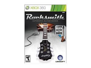 Rocksmith Guitar & Bass Xbox 360 Game