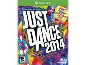 Just Dance 2014 Xbox One Video Game Ubisoft