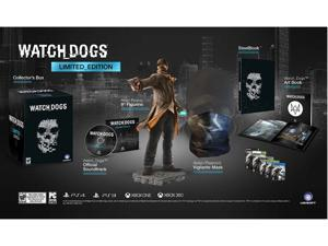 Watch Dogs Limited Edition for Xbox One