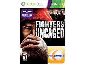 Pre-owned Fighters Uncaged Xbox 360