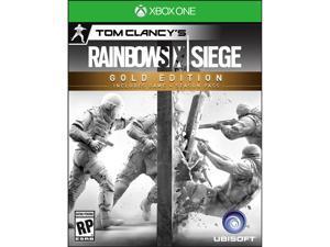 Tom Clancy's Rainbow Six Siege Gold Edition Xbox One
