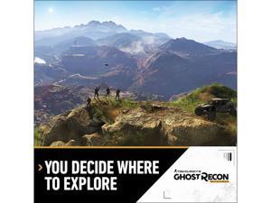 Tom Clancy's Ghost Recon Wildlands (Deluxe Edition) - Xbox One