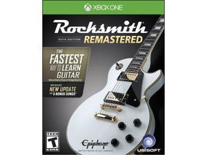 Rocksmith 2014 Edition Remastered - Xbox One