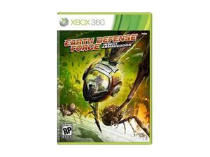 Earth Defense Force: Insect Armageddon Xbox 360 Game D3PUBLISHER