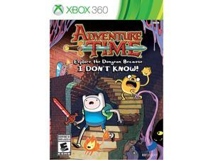 Adventure Time: Explore the Dungeon Because I DON'T KNOW! Xbox 360 D3PUBLISHER