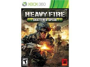 Heavy Fire: Shattered Spear Xbox 360 Game
