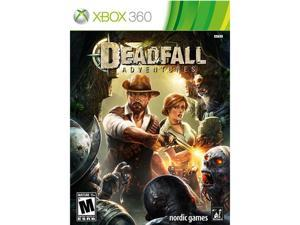 Deadfall Adventures Xbox 360 Game