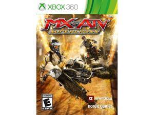 Mx vs. ATV: Supercross Xbox 360