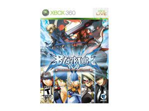 BlazBlue: Continuum Shift Xbox 360 Game AKSYS GAMES