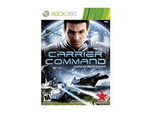 Carrier Command: Gaea Mission Xbox 360 Game                                                                              ...