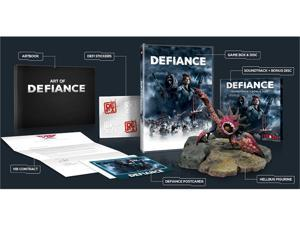 Defiance Collector's Edition Xbox 360 Game Trion Worlds