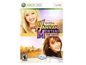 Hannah Montana: The Movie Xbox 360 Game Disney