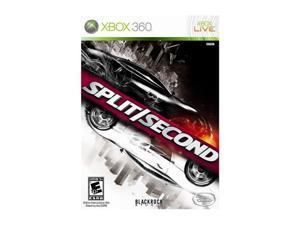 Split/Second Xbox 360 Game Disney