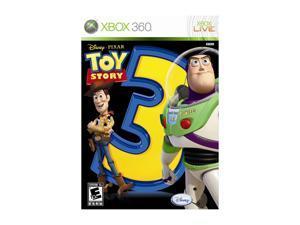 Toy Story 3 The Video Game Xbox 360 Game